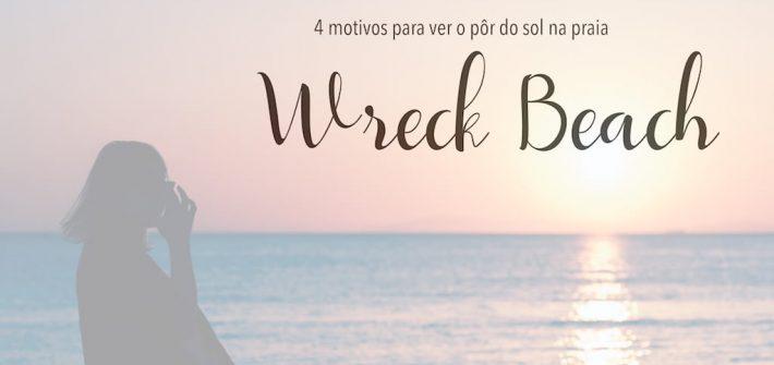 Pôr do sol na Wreck Beach