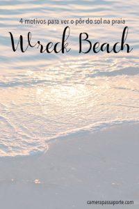 Te dou 4 motivos para incluir a Wreck Beach no seu roteiro por Vancouver e assistir o belo pôr do sol por lá! #Vancouver #PasseiosemVancouver #WreckBeach
