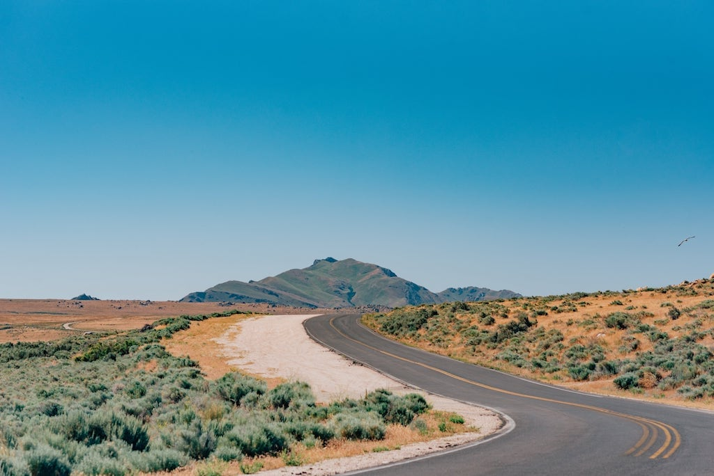 Conheça a ilha dos bisões em Salt Lake City, lugar belíssimo! #SaltLakeCity #dicasdepasseios