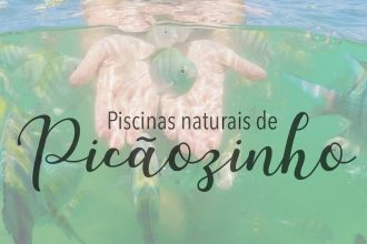 imagem de peixe colorido nas águas de Picãozinho