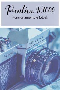 Aprenda a fotografar com a Pentax K1000 e veja algumas fotos feitas com essa câmera analógica! Clique para ler! #pentaxK1000 #fotografianalogica #filme35mm #revelação