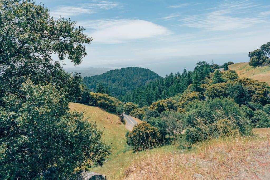No nosso roteiro por San Francisco, incluímos o Mount Tamalpais. Saiba mais sobre os lugares que visitamos, clique para ler! #SanFrancisco