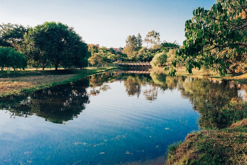 Lago Igapó em Londrina/PR. Clique para ver mais imagens! #Londrina #paraná #lagoIgapó