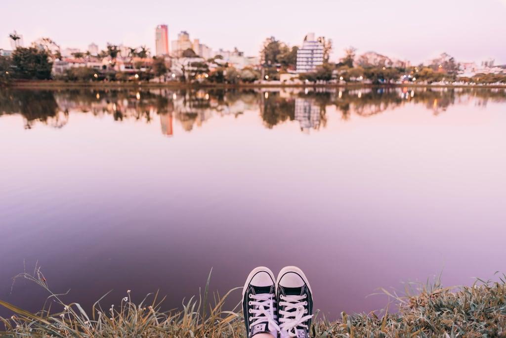 Veja mais fotos desse parque em Londrina, um excelente lugar para fazer piquenique, se exercitar, tirar fotos e assistir ao pôr do sol! Clique para ler.