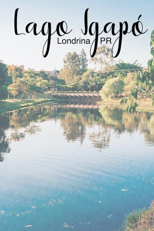 Conheça o belo lago Igapó em Londrina, no Paraná. Um excelente local para fotografar, fazer exercícios, passear e assistir ao pôr do sol.