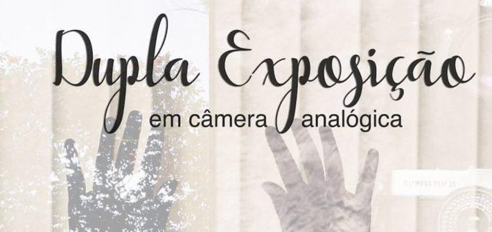 Venha aprender a fazer dupla exposição em câmeras analógicas e veja os resultados que consegui. Clique para ler.