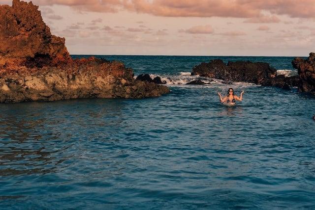 Conheça as belas piscinas naturais do litoral sul de João Pessoa! Clique para ler!
