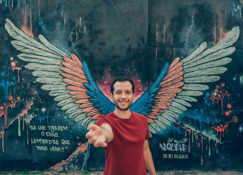 As asas mais famosas de Goiânia! Conheça o Beco da Codorna!