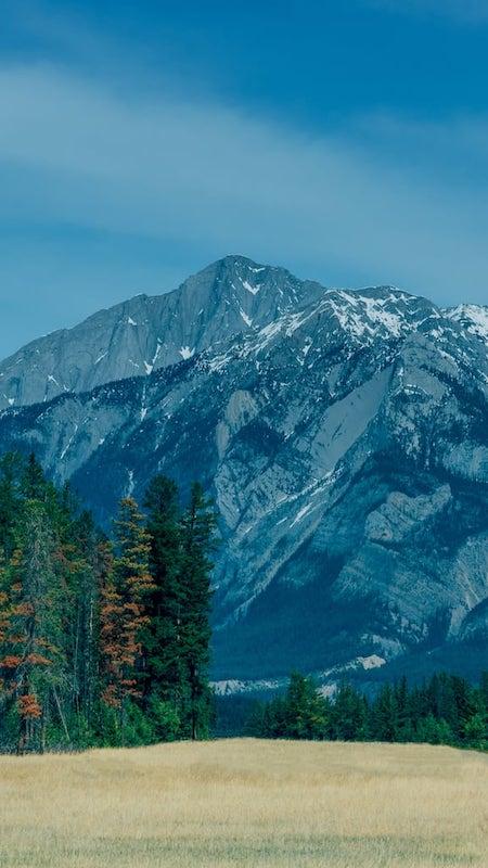 Paisagens das montanhas rochosas no Canadá, veja mais fotos no link!
