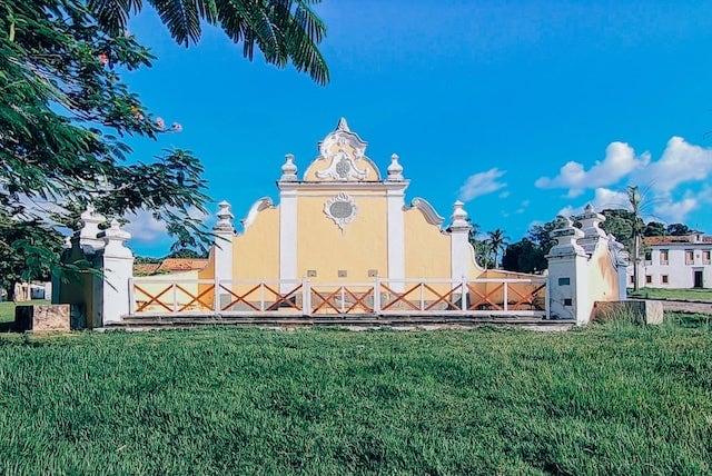 Chafariz de Cauda, belo ponto arquitetônico e histórico de Goiás. Veja nosso roteiro de um dia saindo de Goiânia, clique para ler.