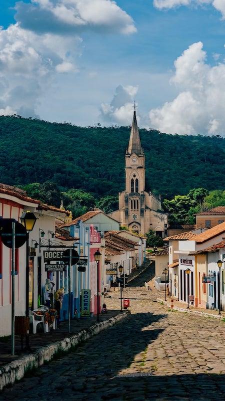 O centro histórico da bela Goiás. Veja nosso roteiro completo de um dia, saindo de Goiânia de carro.
