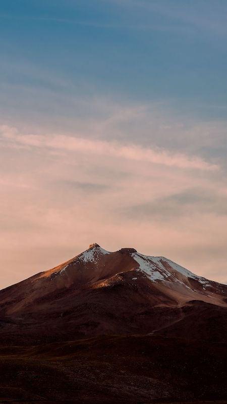 Montanha do Atacama.