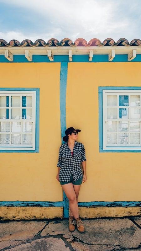 Casinhas coloridas e atrações naturais. Conheça essa cidadezinha maravilhosa no interior de Goiás!