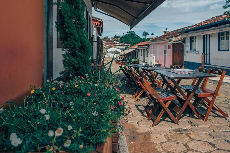Rua do lazer em Pirenópolis. Veja nosso roteiro de 3 dias curtindo a cidade e suas belezas naturais!