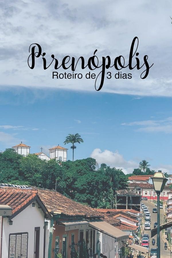 Conheça nosso roteiro de 3 dias em Pirenópolis, cidade cheia de atrativos históricos e naturais! Clique para ler!