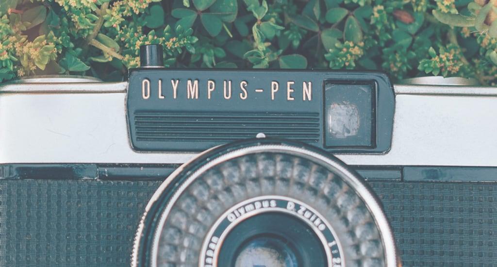 Saiba mais sobre a câmera analógica Olympus Pen e veja fotos reveladas!