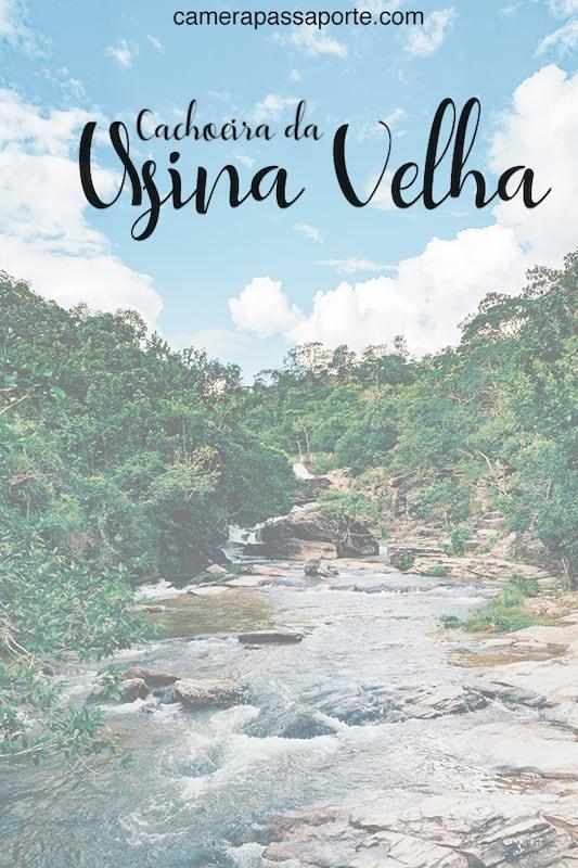 A cachoeira da Usina Velha em Pirenópolis fica próxima ao centro histórico e tem muitos atrativos! Clique para saber mais!
