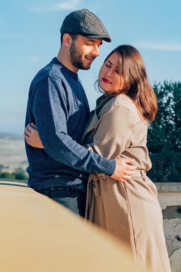 Fotos de casal em um ensaio na Itália! Veja mais imagens no link!