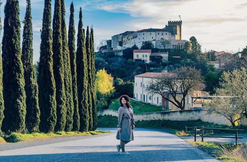 Imagens típicas da Toscana em um ensaio fotográfico!Veja mais fotos, clique para ler!