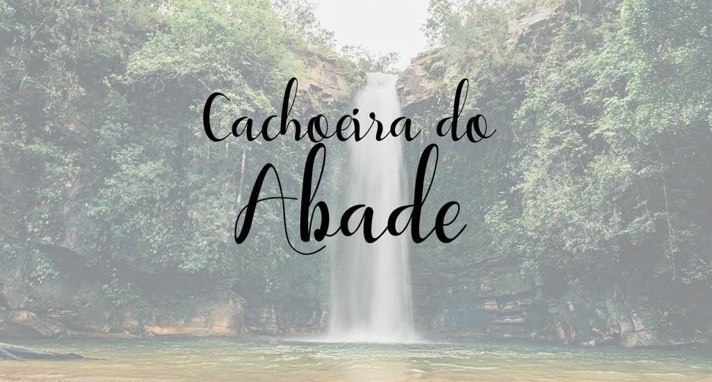 Conheça a maravilhosa cachoeira do Abade em Pirenópolis-GO!Passeio imperdível, clique para ler!