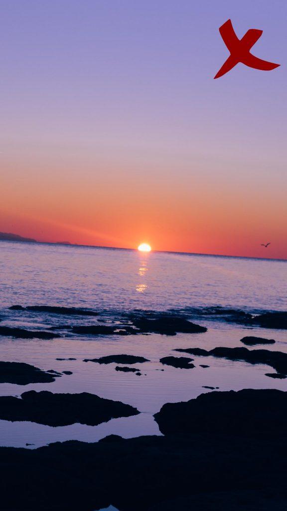 Veja 10 dicas para melhorar suas fotos fotografando no pôr do sol! Clique para ler. #dicasdefotografia