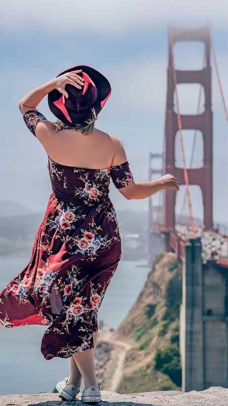 Veja nosso passeio na famosa Ponte Golden Gate em San Francisco! Clique para ler.