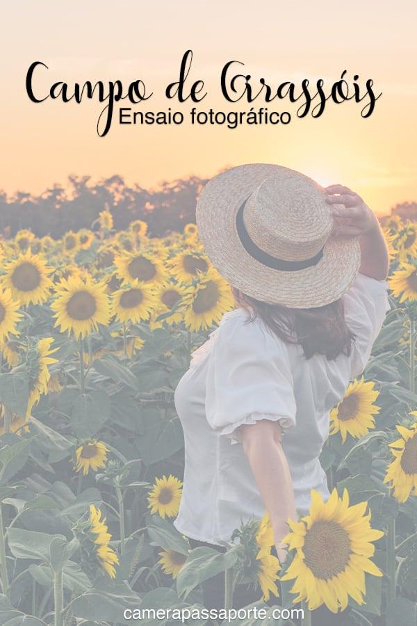 Veja um ensaio fotográfico num campo de girassóis da Toscana! Clique para ver!